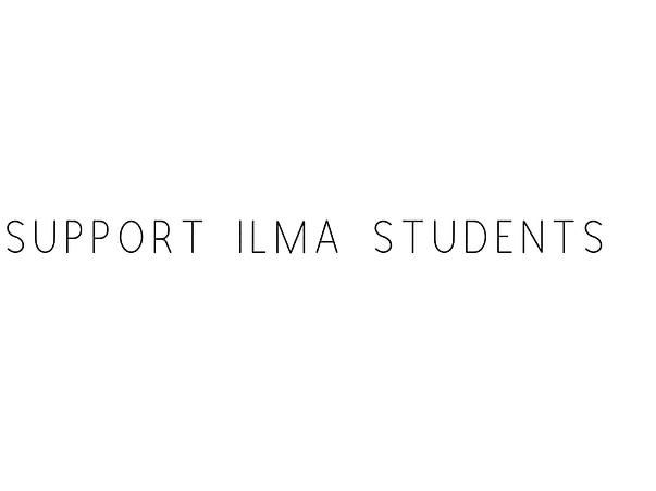 Support ILMA  Students