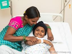 Sai Charan needs your help to undergo his treatment