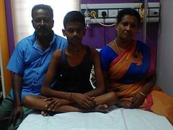 Help Yogeswaran Fight Cancer