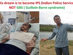 Help Him To Beat G B Syndrome!