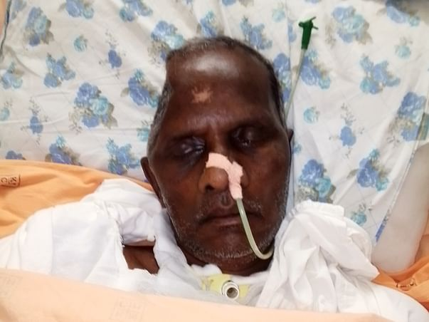 Need money for my uncle treatment! Kindly donate!