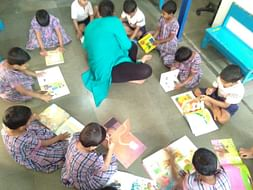 Help Fund A Vibrant Library Programme In A Children's Home
