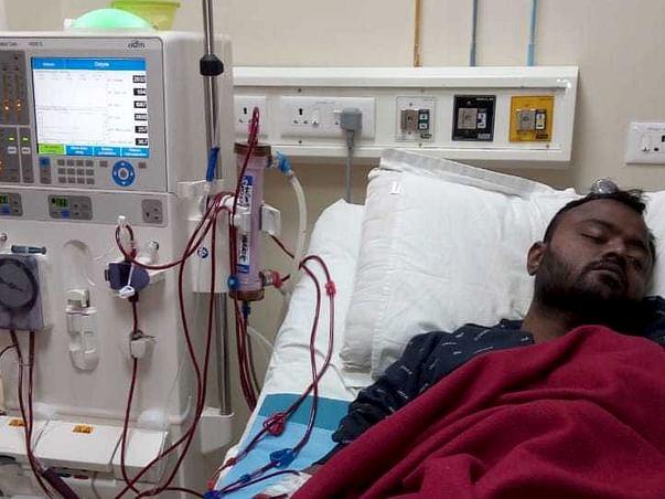 Help My Brother Saransh Srivastava for Kidney and Liver Transplant.