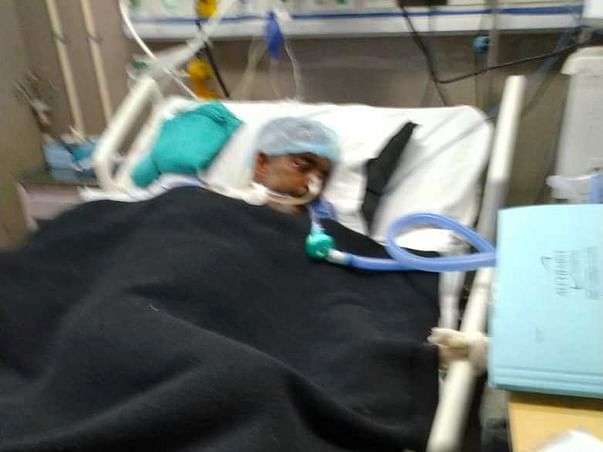 Help Rishipal Fight Multiple Organ Infection