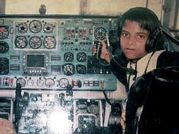 Help Puneet Become an Airline Pilot