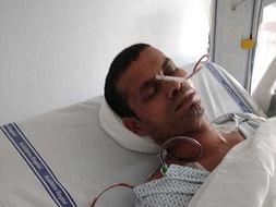 Help My Brother Undergo Surgery