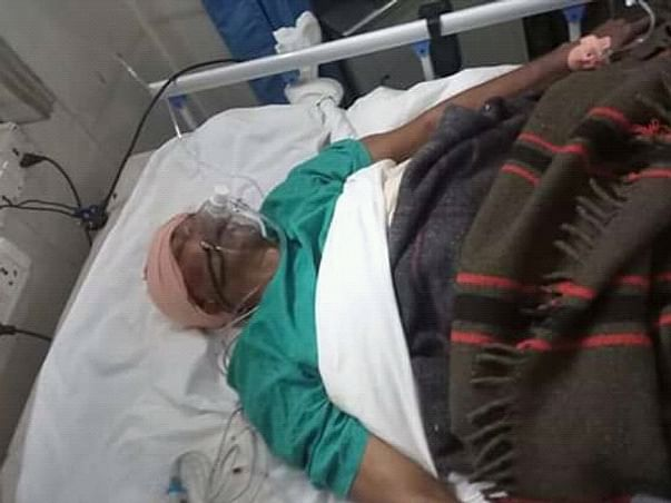 Help me for my father , he is admitted in hospital for nuoro surgery