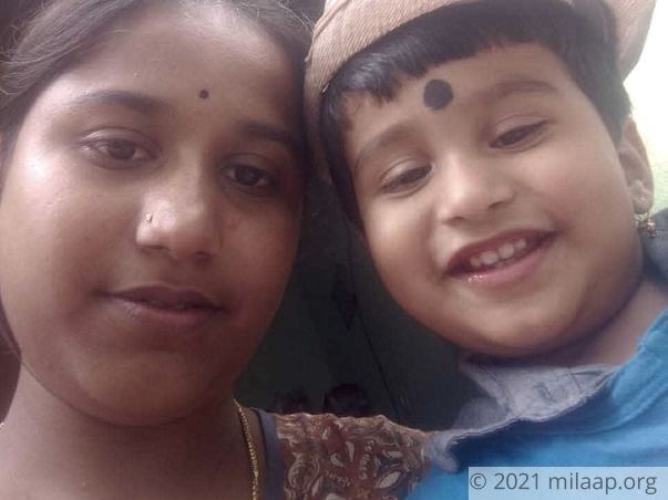 Nithin Gowda needs your help to heal