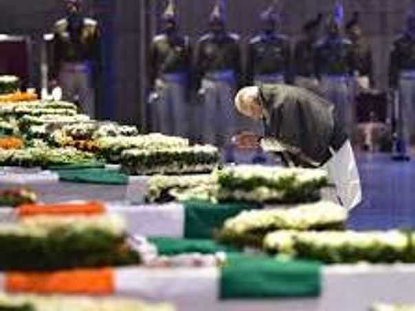 Support The Martyrs of Pulwama Victims