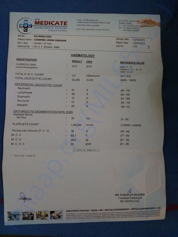 Hematology Reports