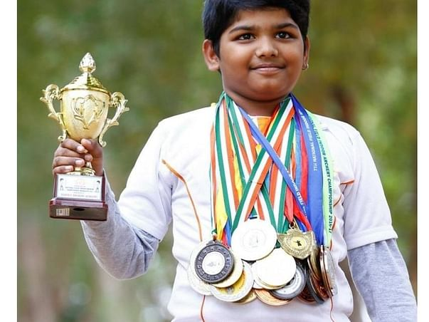 Help Srinivasa Go To New Zealand For International Archery Competition