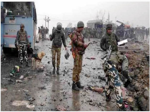 Support The Families Of CRPF Martyrs - Pulwama Attack