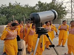 Promote Space Science (STEAM) Education and Research in India