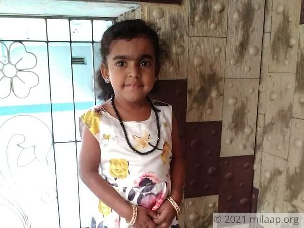 Wafiza needs your help to fight disease