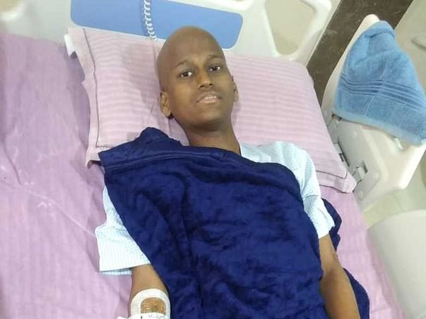 Help Mahesh Fight Cancer