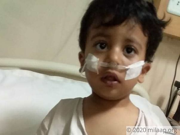 Help! The Next Heart Attack Can Paralyze Or Kill This 3-Year-Old