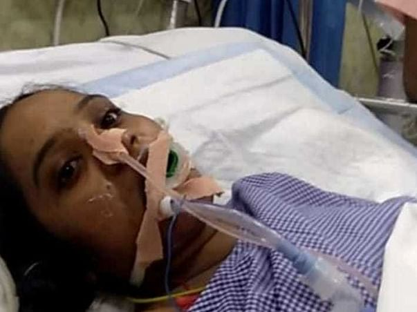 Help Sreevani Get Treated for Lung and Brain Infection