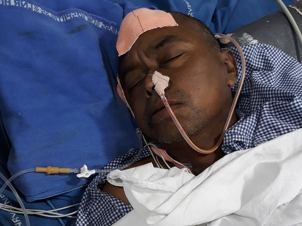 Help Ramesh to recover from accident