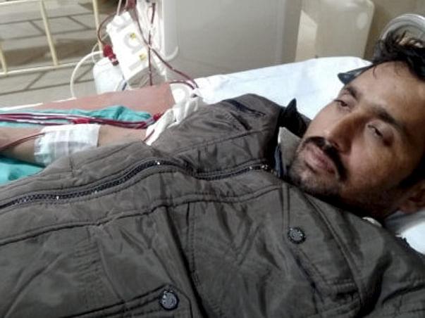 Help Dhirendra Prasad Jaiswal Meet the expenses of Kidney Transplant n