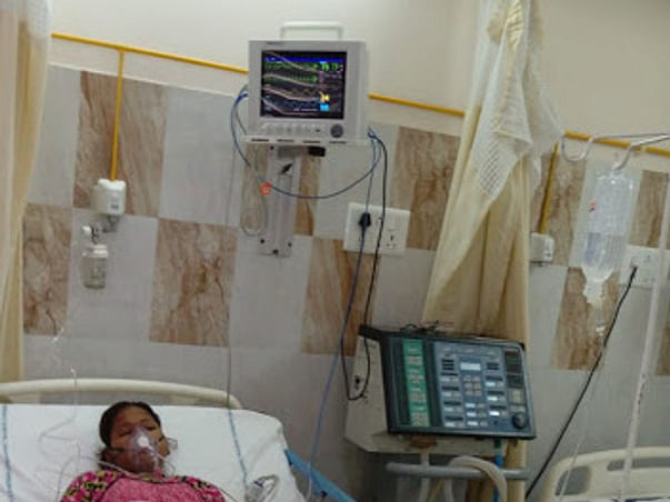 HELP BHOOMIKA TO RECOVER FROM ILLNESS