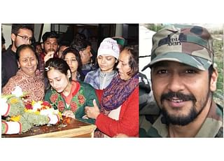 Support Major Vibhuti Shankar Dhoundiyal Family