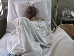 Help Poor Charles Fight Brain Hemorrhage