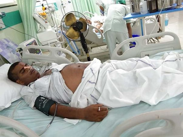 Help Koteswara Get Treated for Acute Portal Veins