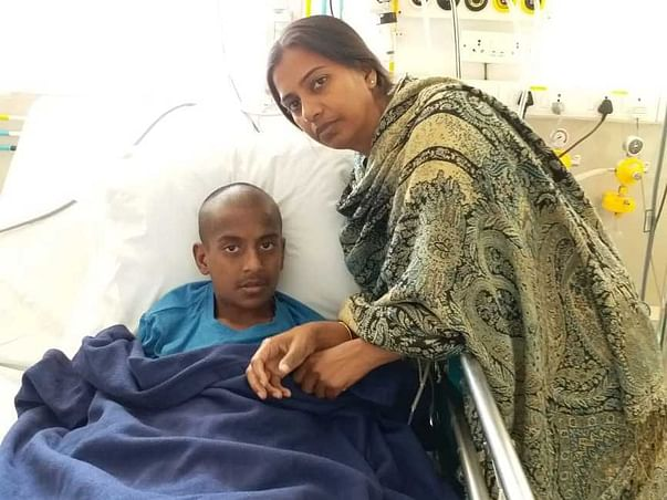 Help Nagendra Fight Wiskott Aldrich Syndrome