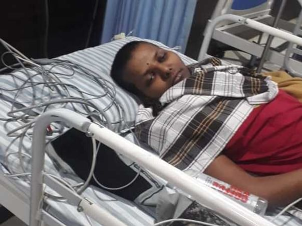 Help Thatiparthy Fight Blood Cancer