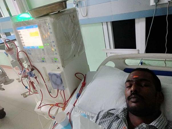 Help Rajesh Undergo Kidney Transplant