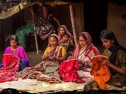 Empower Kantha Artisans of Bengal Break Free of Poverty & Exploitation