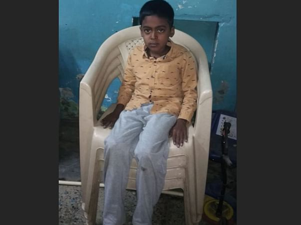 Help Abdur Rahman Fight His Spinal TB & Walk Stably
