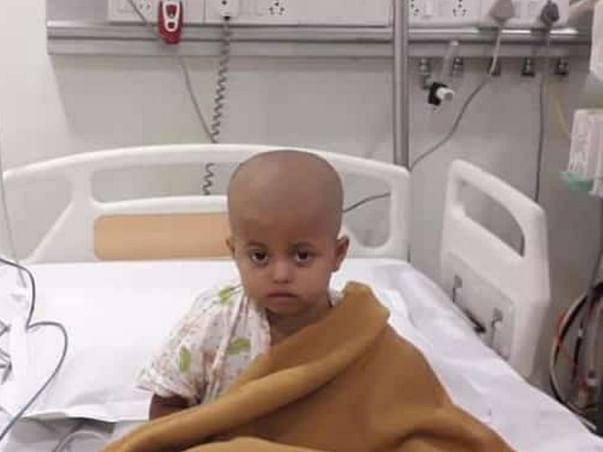 Help Baby Moutushi Das Fight Acute Lymphoblastic Leukaemia (ALL)