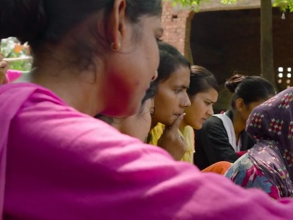 Donate Our Village People A Sanitary Napkin Machine