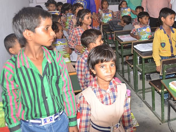Bringing Hope Through Education
