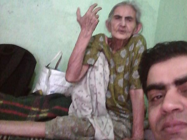 Help Me To Give My Mother A Better Life