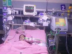 Help Meghana Fight Severe Respiratory Distress Syndrome