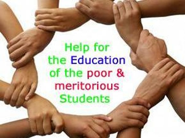 HELP! Please make a small donation for my Education