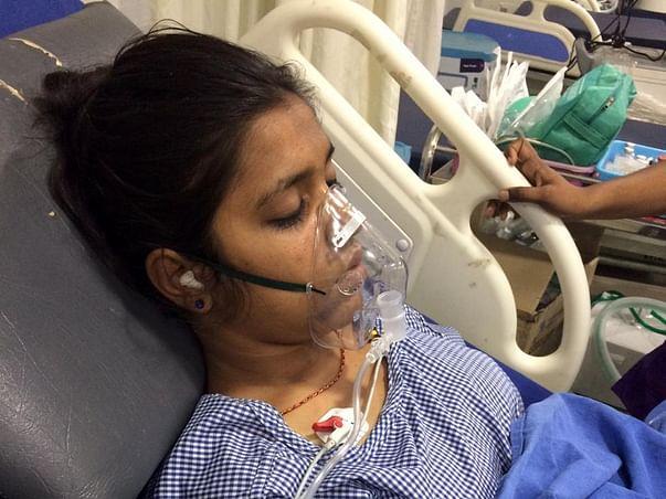 Fundraiser for Laxmi Prasanna-Brain Surgery