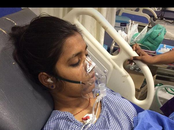 Help Lakshmi Prasanna Fight Her Brain Problem