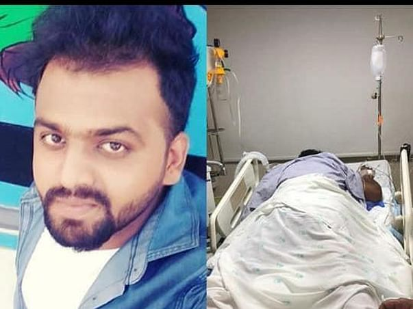 Help Harshith Fight Pneumonia