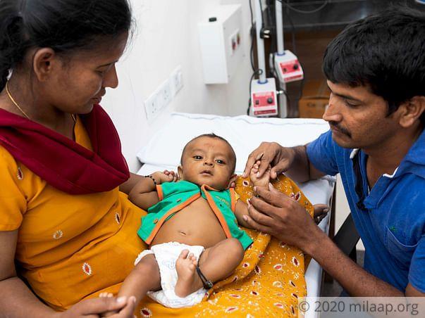 Veerabhadra needs your help to undergo Liver transplant