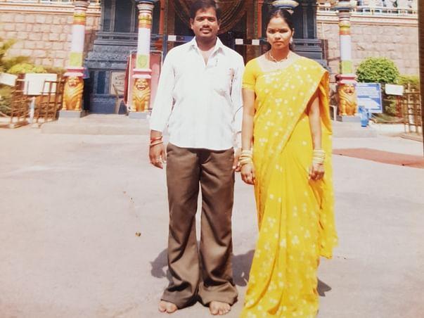 Help Lakshmi(single-mother) for her kids education