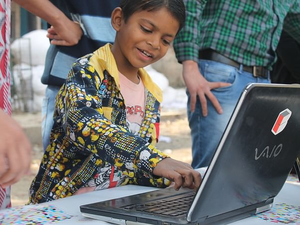 Eradicate Digital Illiteracy In Slums