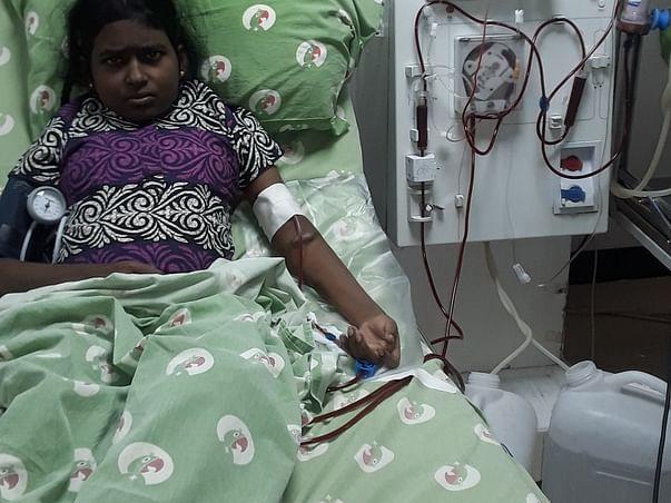 Help Dhivya Undergo Kidney Transplant