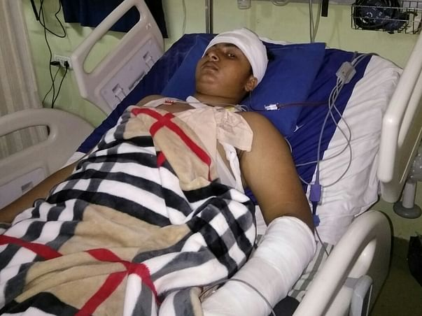 Help Me Get A Skull Transplant As I Have Dream To Join The Indian Army