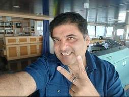 Help My Husband Captain Khanna Fight Basilar Artery Ischemic