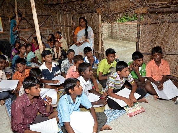 Help Underprivileged Village Students Become First Generation Graduate