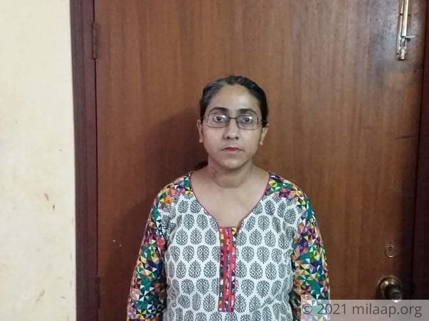 Anindita Sengupta needs your help to undergo treatment