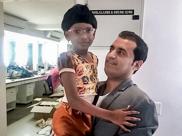 Education for Deborah - Mother with 90 percent facial paralysis